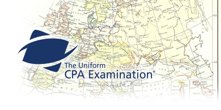 CPA Testing in Europe | NASBA
