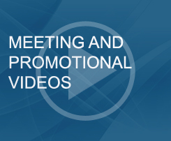 Meetings and Promotional Videos
